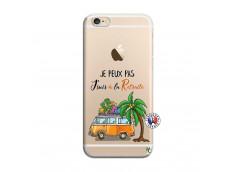 Coque iPhone 6/6S Je Peux Pas Je Suis A La Retraite