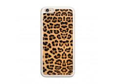 Coque iPhone 6/6S Leopard Style Translu