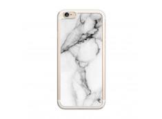 Coque iPhone 6/6S White Marble Translu