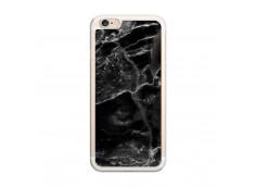 Coque iPhone 6/6S Black Marble Translu