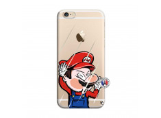 Coque iPhone 6/6S Mario Impact