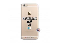 Coque iPhone 6/6S Marseillais à Vie