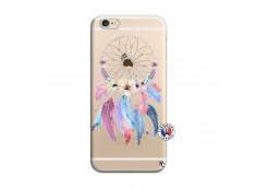 Coque iPhone 6/6S Multicolor Watercolor Floral Dreamcatcher
