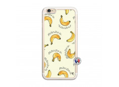 Coque iPhone 6/6S Sorbet Banana Split Translu