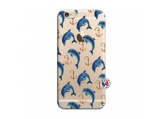 Coque iPhone 6/6S Dauphins