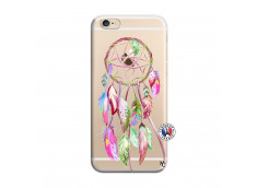 Coque iPhone 6/6S Pink Painted Dreamcatcher