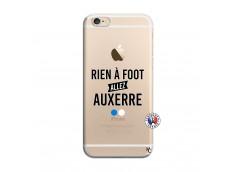 Coque iPhone 6/6S Rien A Foot Allez Auxerre