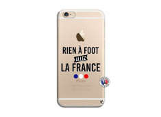 Coque iPhone 6/6S Rien A Foot Allez La France