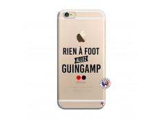 Coque iPhone 6/6S Rien A Foot Allez Guingamp