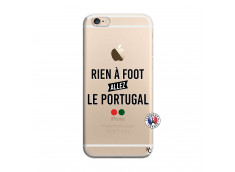 Coque iPhone 6/6S Rien A Foot Allez Le Portugal