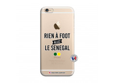 Coque iPhone 6/6S Rien A Foot Allez Le Senegal
