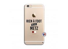 Coque iPhone 6/6S Rien A Foot Allez Metz