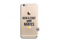 Coque iPhone 6/6S Rien A Foot Allez Nantes
