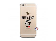 Coque iPhone 6/6S Rien A Foot Allez Nice