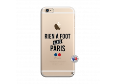 Coque iPhone 6/6S Rien A Foot Allez Paris
