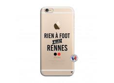 Coque iPhone 6/6S Rien A Foot Allez Rennes