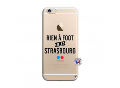 Coque iPhone 6/6S Rien A Foot Allez Strabourg