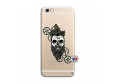 Coque iPhone 6/6S Skull Hipster