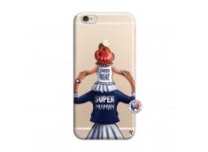 Coque iPhone 6/6S Super Maman Et Super Bébé