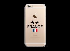 Coque iPhone 6Plus/6SPlus France 2 Etoiles