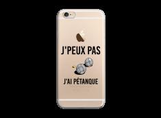 Coque iPhone 6Plus/6SPlus J Ai Petanque