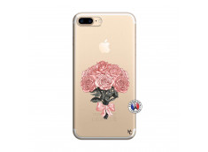 Coque iPhone 7 Plus/8 Plus Bouquet de Roses