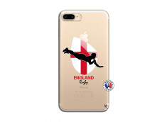 Coque iPhone 7 Plus/8 Plus Coupe du Monde Rugby-England