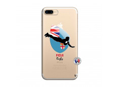 Coque iPhone 7 Plus/8 Plus Coupe du Monde Rugby Fidji