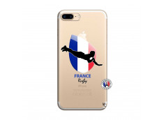 Coque iPhone 7 Plus/8 Plus Coupe du Monde de Rugby-France
