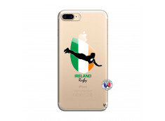 Coque iPhone 7 Plus/8 Plus Coupe du Monde Rugby-Ireland