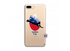 Coque iPhone 7 Plus/8 Plus Coupe du Monde Rugby-Samoa