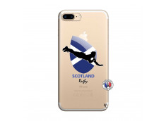 Coque iPhone 7 Plus/8 Plus Coupe du Monde Rugby-Scotland