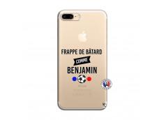 Coque iPhone 7 Plus/8 Plus Frappe De Batard Comme Benjamin