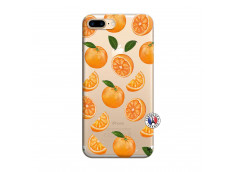 Coque iPhone 7 Plus/8 Plus Orange Gina