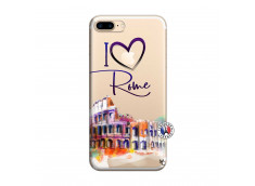 Coque iPhone 7 Plus/8 Plus I Love Rome