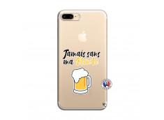 Coque iPhone 7 Plus/8 Plus Jamais Sans Ma Blonde