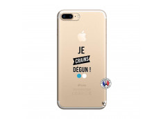Coque iPhone 7 Plus/8 Plus Je Crains Degun