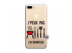 Coque iPhone 7 Plus/8 Plus Je Peux Pas J Ai Barbecue