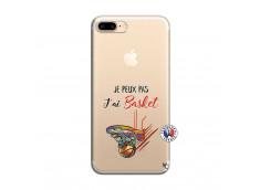 Coque iPhone 7 Plus/8 Plus Je Peux Pas J Ai Basket