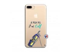 Coque iPhone 7 Plus/8 Plus Je Peux Pas J Ai Golf