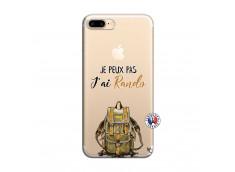 Coque iPhone 7 Plus/8 Plus Je Peux Pas J Ai Rando
