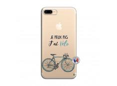 Coque iPhone 7 Plus/8 Plus Je Peux Pas J Ai Velo