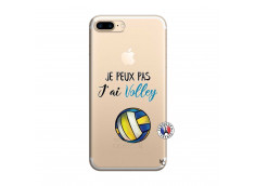 Coque iPhone 7 Plus/8 Plus Je Peux Pas J Ai Volley