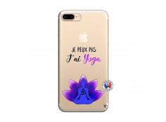 Coque iPhone 7 Plus/8 Plus Je Peux Pas J Ai Yoga