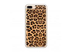 Coque iPhone 7 Plus/8 Plus Leopard Style Translu