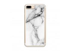 Coque iPhone 7 Plus/8 Plus White Marble Translu