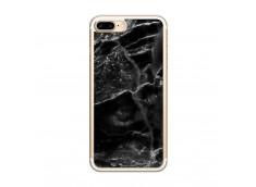 Coque iPhone 7 Plus/8 Plus Black Marble Translu