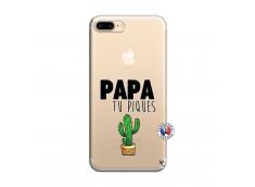 Coque iPhone 7 Plus/8 Plus Papa Tu Piques