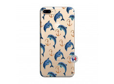 Coque iPhone 7 Plus/8 Plus Dauphins