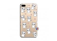 Coque iPhone 7 Plus/8 Plus Petits Chats